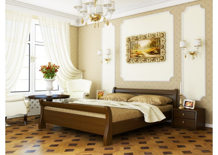Деревянная кровать Estella ДИАНА  4