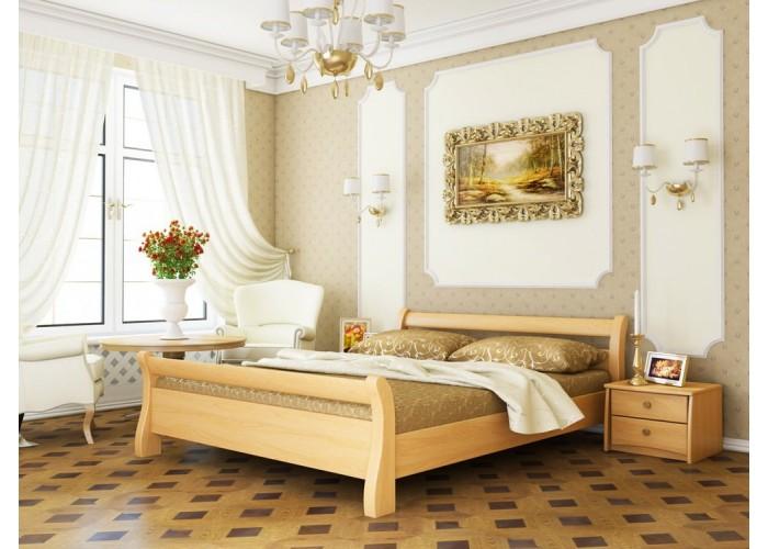 Деревянная кровать Estella ДИАНА  3