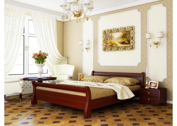 Деревянная кровать Estella ДИАНА  9