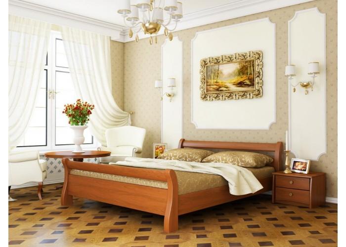 Деревянная кровать Estella ДИАНА  8