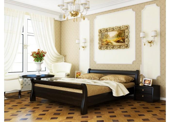 Деревянная кровать Estella ДИАНА  6