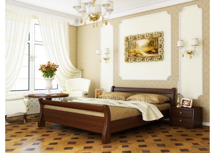 Деревянная кровать Estella ДИАНА  7