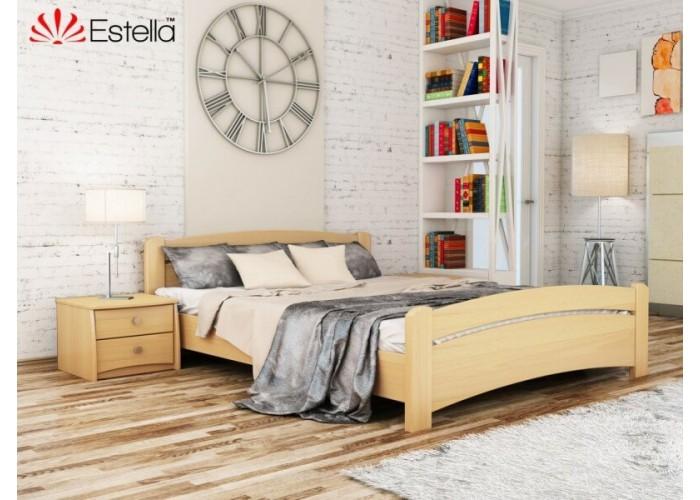 Деревянная кровать Estella ВЕНЕЦИЯ  2