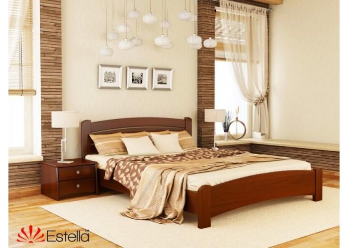 Деревянная кровать Estella ВЕНЕЦІЯ-Люкс  2