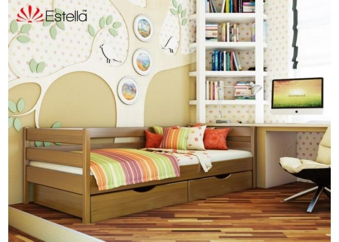 Деревянная кровать Estella НОТА  2