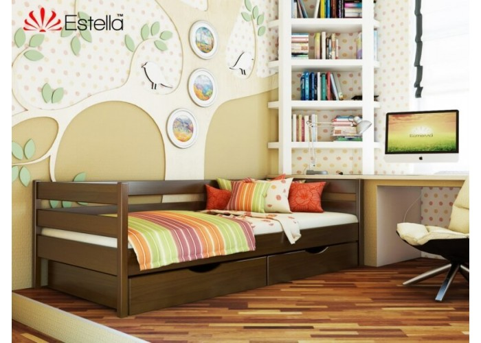 Деревянная кровать Estella НОТА  3