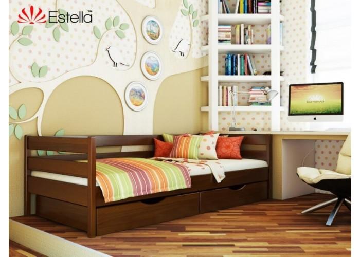 Деревянная кровать Estella НОТА  6