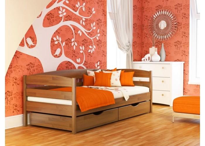 Деревянная кровать Estella НОТА ПЛЮС  9
