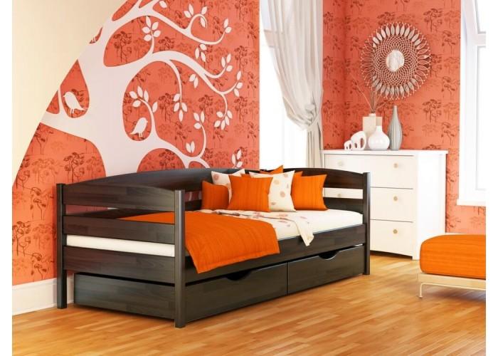 Деревянная кровать Estella НОТА ПЛЮС  6