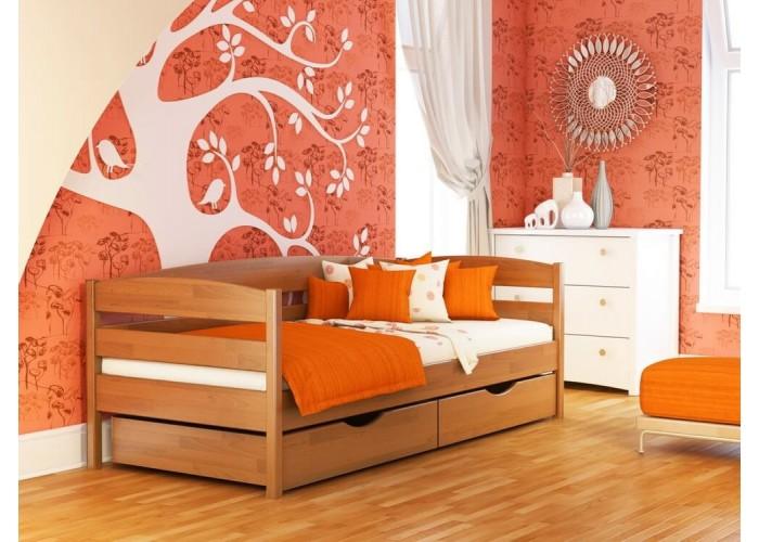 Деревянная кровать Estella НОТА ПЛЮС  7