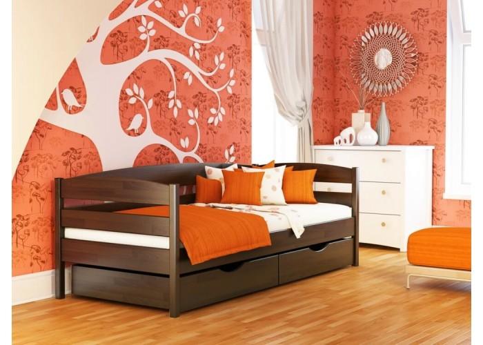 Деревянная кровать Estella НОТА ПЛЮС  3
