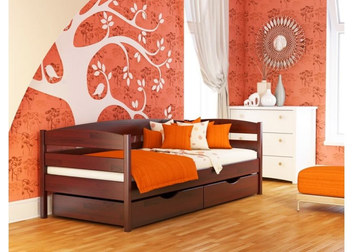 Деревянная кровать Estella НОТА ПЛЮС  8