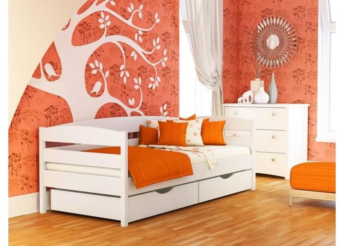 Деревянная кровать Estella НОТА ПЛЮС  4