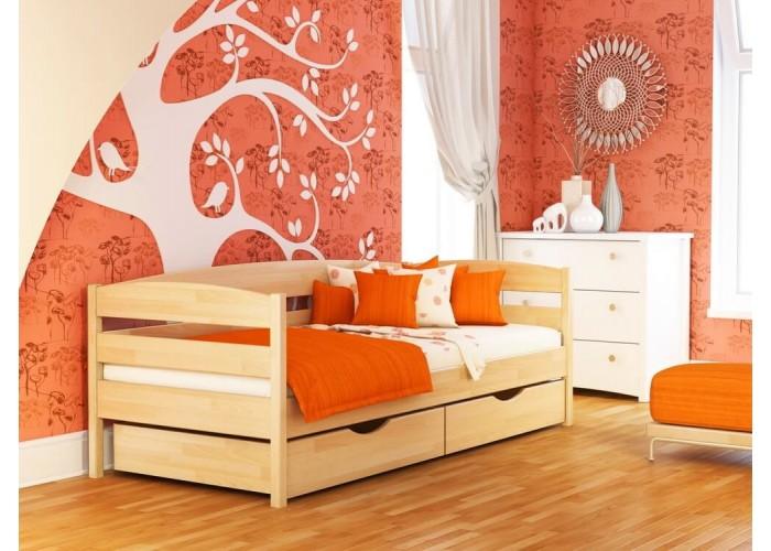 Деревянная кровать Estella НОТА ПЛЮС  2