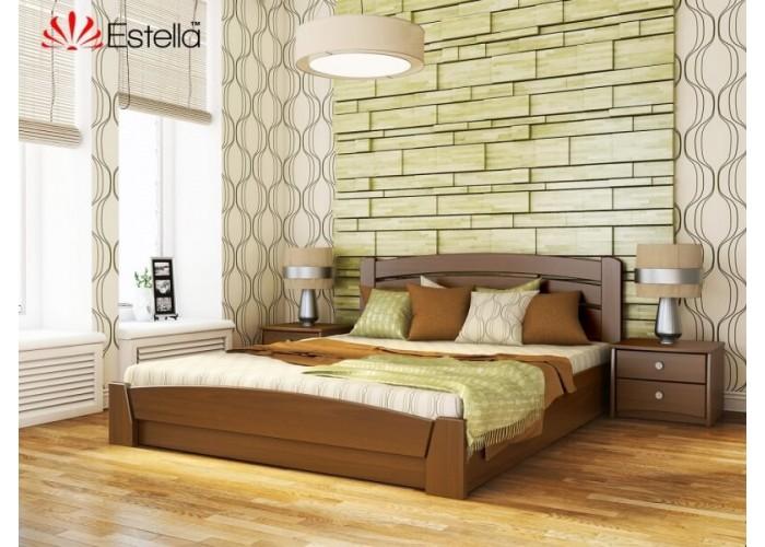 Деревянная кровать Estella СЕЛЕНА АУРИ  5
