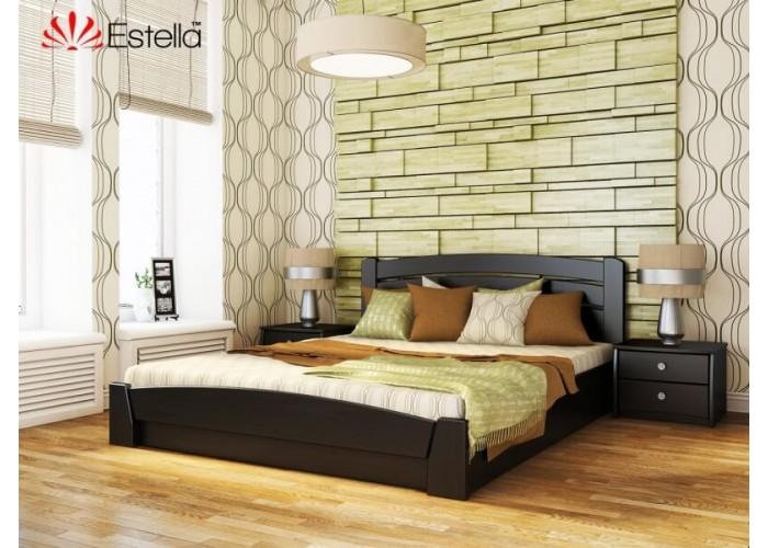 Деревянная кровать Estella СЕЛЕНА АУРИ  2