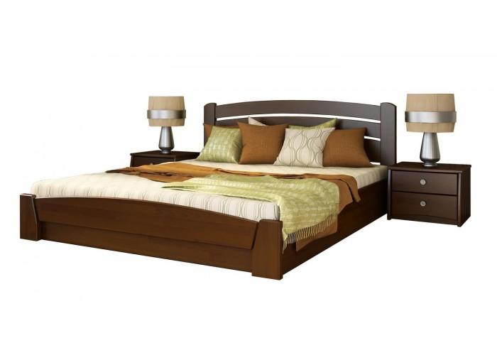 Деревянная кровать Estella СЕЛЕНА АУРИ  1