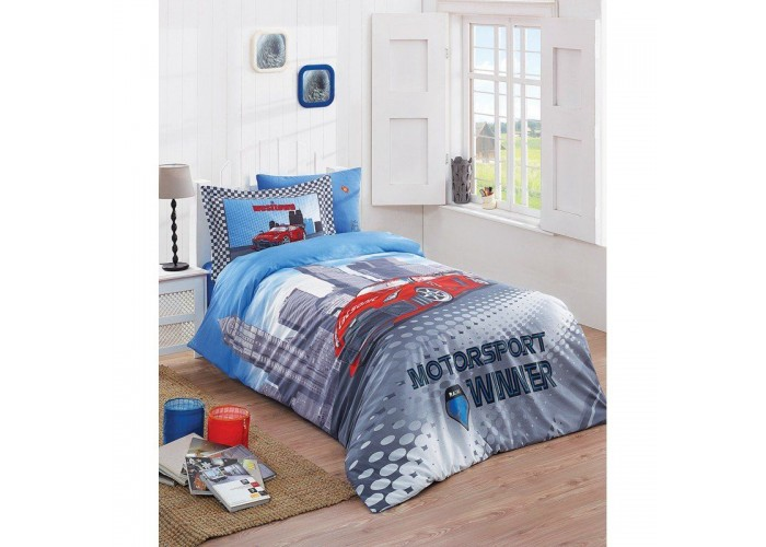 Подростковое постельное белье Halley - Hizli  1
