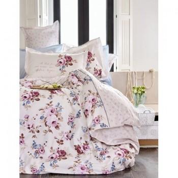 Комплект постельного белья Karaca Home - Lessie 2017-1 евро