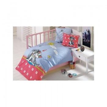 Постельное белье для младенцев Kristal - Pati голубое