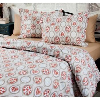 Комплект постельного белья Lotus Premium - Daisy семейное