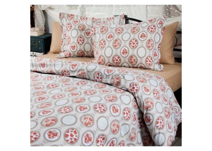 Комплект постельного белья Lotus Premium - Daisy семейное  1