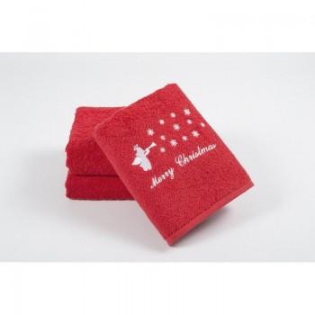Новогоднее полотенце Lotus 50*90 - Angel