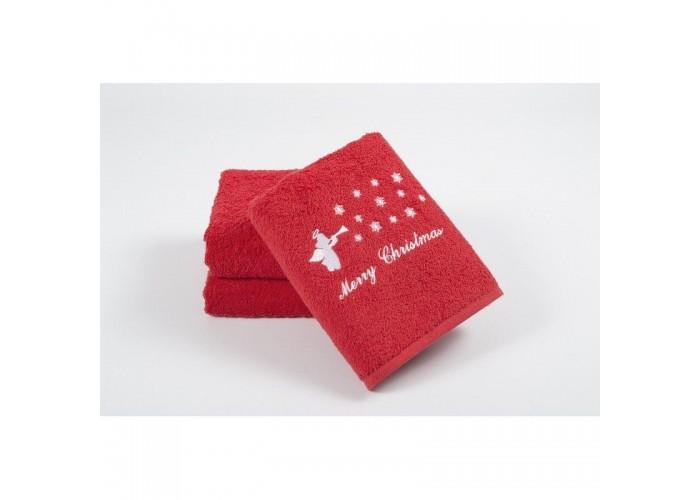 Новогоднее полотенце Lotus 50*90 - Angel  1