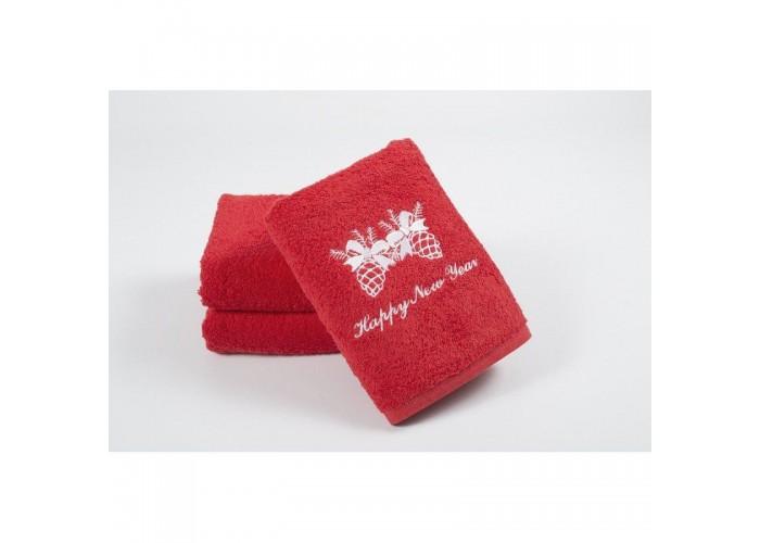Новогоднее полотенце Lotus 50*90 - Happy New Year  1