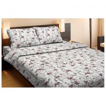 Комплект постельного белья Lotus Ranforce - Mary розовый двуспальное