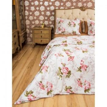 Комплект постельного белья Lotus Premium - Teresa евро