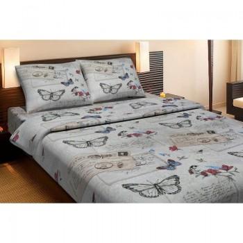 Комплект постельного белья Lotus Ranforce - Butterfly семейное