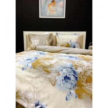 Комплект постельного белья Lotus Premium - Vanessa евро