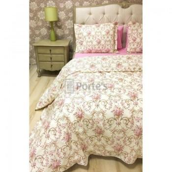 Комплект постельного белья Lotus Premium - Caroline семейное