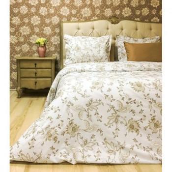 Комплект постельного белья Lotus Premium - Vivien евро