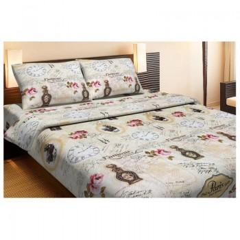 Комплект постельного белья Lotus Ranforce - Forever розовый двуспальное