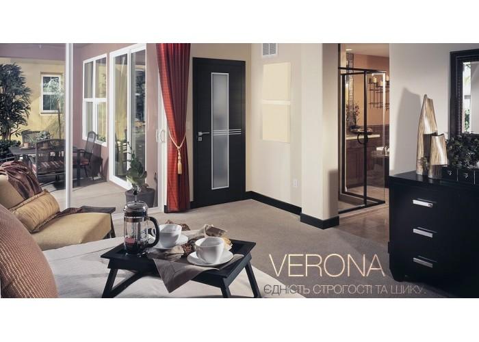 Двери межкомнатные Paolo Rossi Verona VL31  4