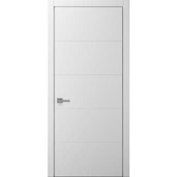Коллекция Style – мод. Step покраска RAL 9003 (белая), RAL 1013 (кремовая) алюминиевый торец
