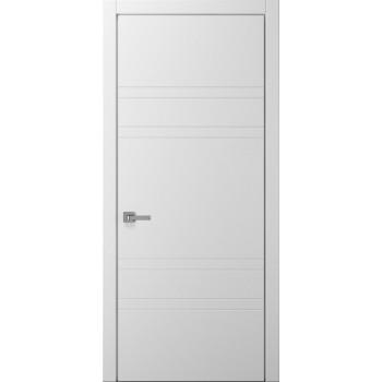 Коллекция Style – мод. Samba покраска RAL 9003 (белая), RAL 1013 (кремовая) алюминиевый торец