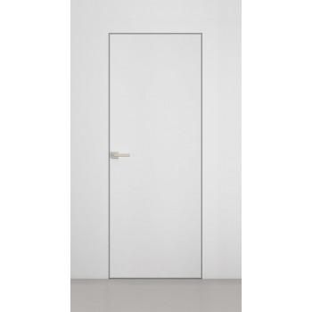Двери скрытого монтажа iDoors Prime-AL с алюминиевой кромкой