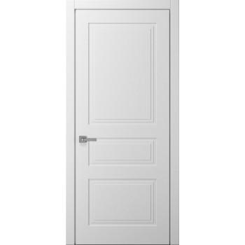 Коллекция Style – мод. Fusion покраска RAL 9003 (белая), RAL 1013 (кремовая) алюминиевый торец