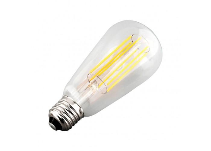 Лампа – Эдисона ST64 LED, 6W  1