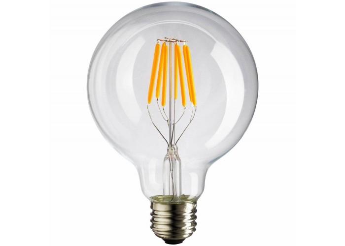 Лампа – Эдисона G80 LED, 6W  1