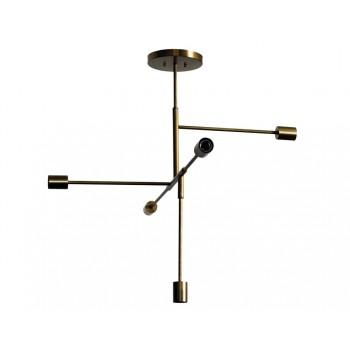 Люстра – Brass lamp