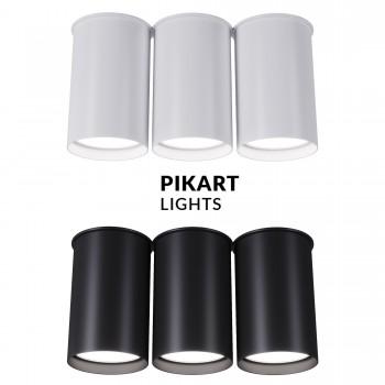 Точечный светильник – Спот BP тройной, арт. 5872