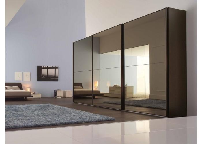 Шкаф-купе с зеркальными дверями под заказ 3  1