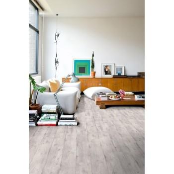 Ламинат Quick-Step светло-серый бетон