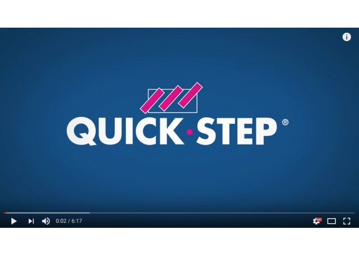 Ламинат Quick-Step Кожа светлая  8