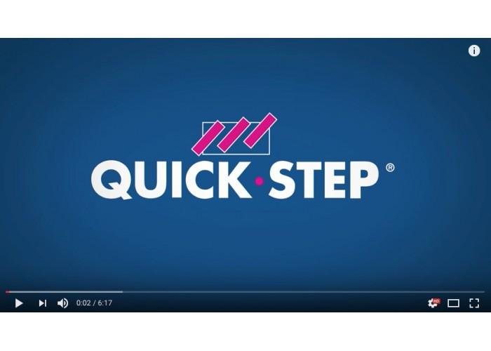 Ламинат Quick-Step Кожа темная  6