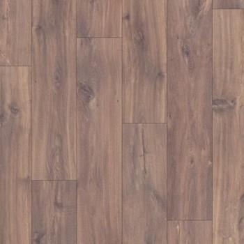 Ламинат Quick-Step Доска дуб полуночный коричневый